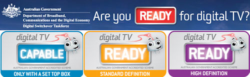Are you ready for Digital TV in Australia