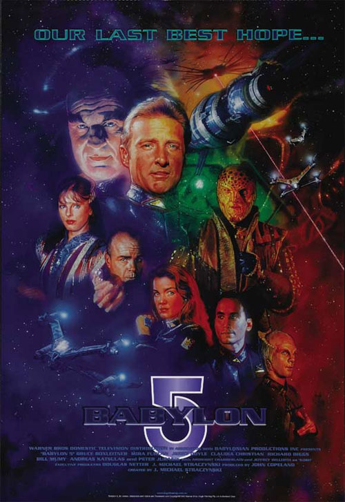 Babylon 5-last best hope for peace