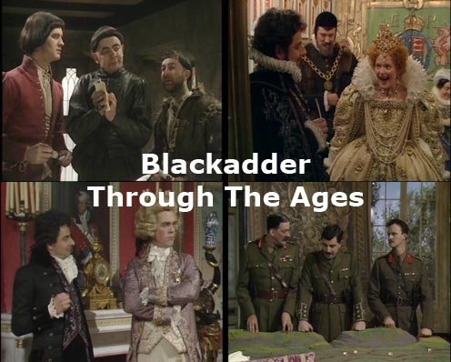 Black Adder through the ages