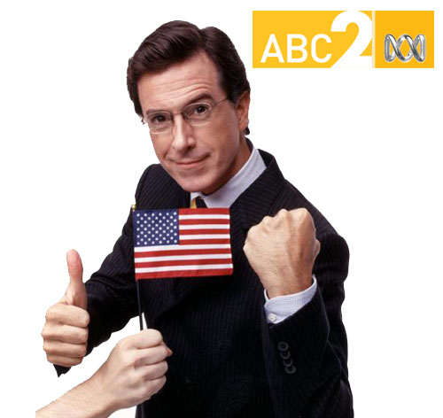 Stephen Colbert, Colbert Report ABC2