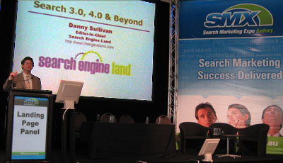 danny sullivan search engine land smx sydney