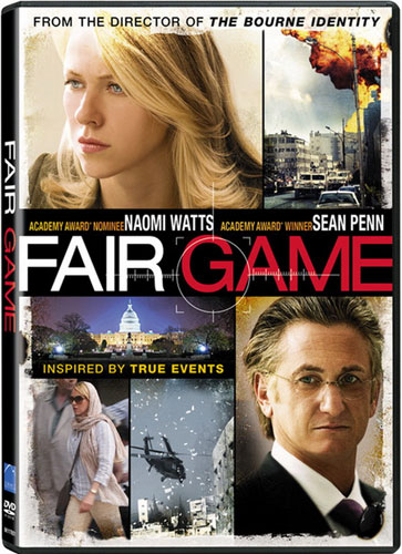 Fair Game DVD review