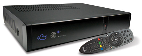Fetch TV PVR with remote