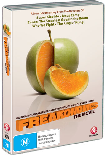 Freakonomics DVD