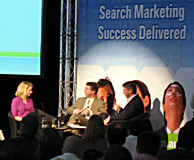 google marissa mayer danny sullivan barry smyth keynote conversation smx sydney