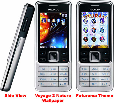 Nokia 6300 Mobile Phone Review