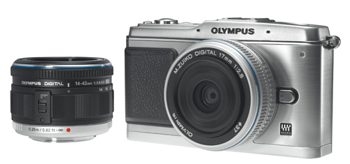 Olympus PEN EP1 Micro 4/3rds Digital Camera