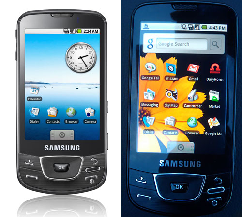 Samsung I7500 Galaxy Icon Android Mobile Smartphone
