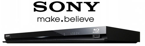 Sony BDP-S370 Bluray Player