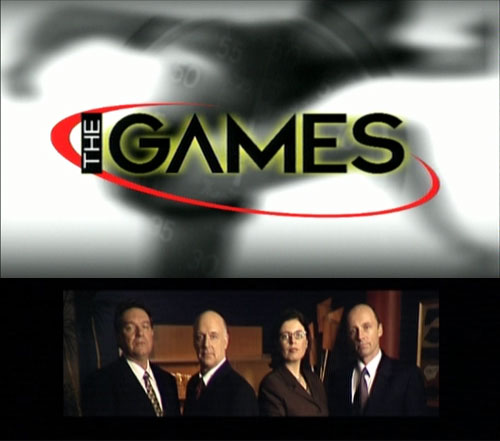 The Games (ABC TV / DVD)