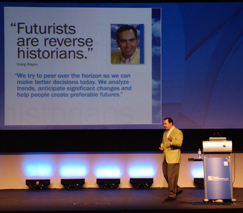 what is a futurist