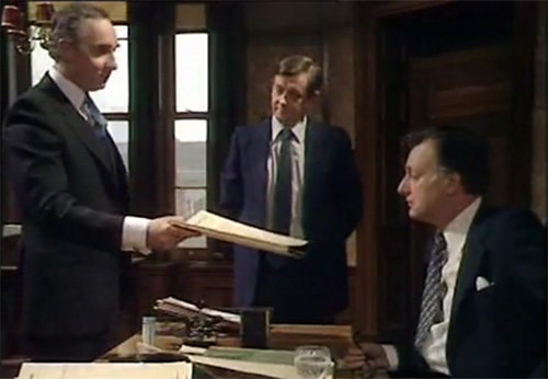 Yes Minister BBC TV