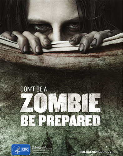 don't be a zombie