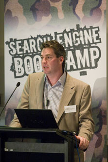Barry Smyth: Search Engine Bootcamp