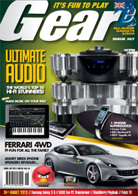 geare magazine aug 2011