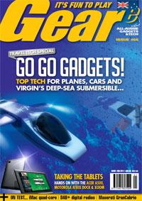 geare magazine march 2011