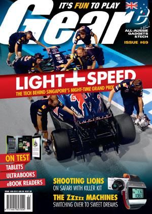geare magazine may 2012