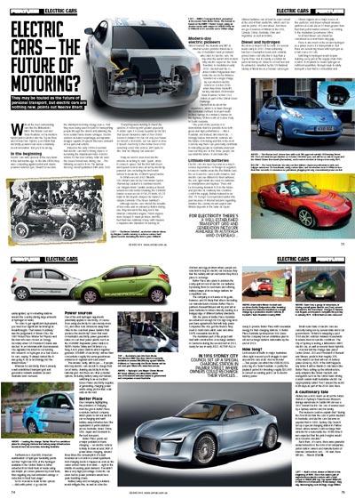 geare magazine december 2010