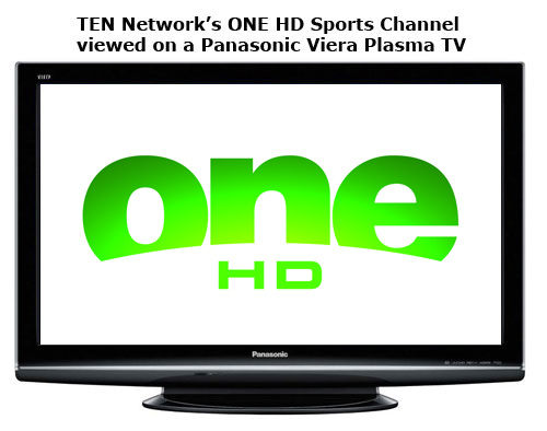 ONE HD digital tv sports channel