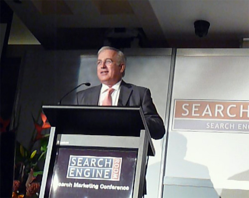 Alan Kohler - Search Engine Room 2009