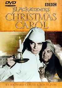 Blackadders Christmas Carol DVD