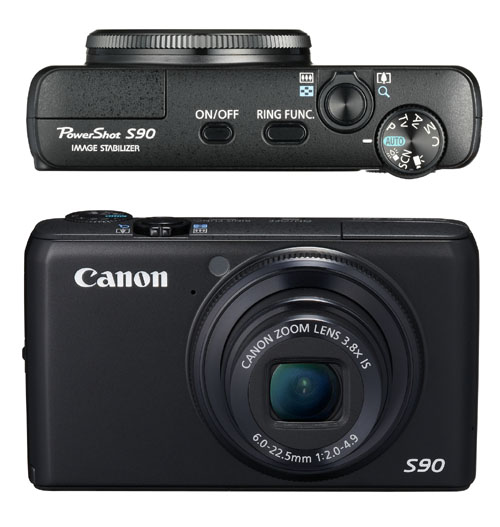 Canon S90 Best Compact Pocket Digital Camera for SLR Owners? (Review)