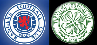 Celtic versus Rangers