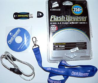 corsair flash voyager usb drive