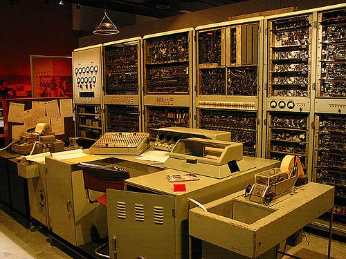 CSIRAC-4th Computer in the World
