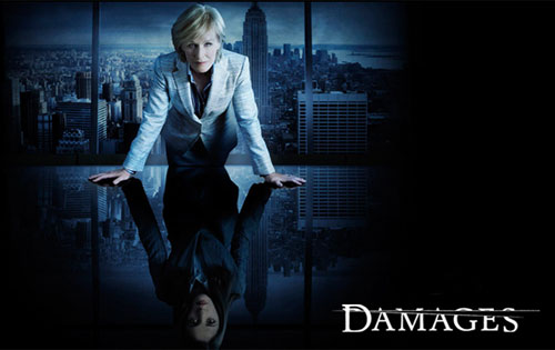 Damages - Glenn Close and Rose Byrne