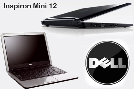 Dell Inspiron Mini 12 Notebook/Netbook Computer