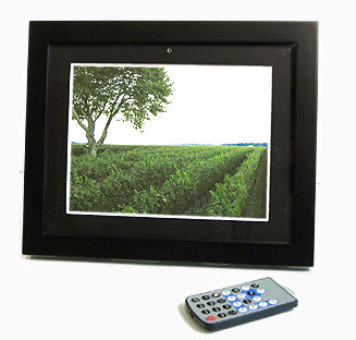 digital photo picture frame