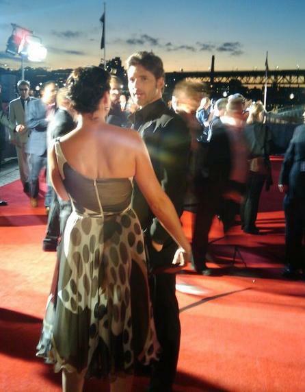 Eric Bana (Nero) - Star Trek 11 Movie Premiere (Sydney Opera House)