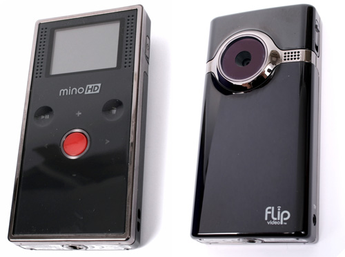 Flip Mino HD pocket HD video recorder