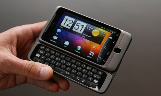 HTC Desire Z Telstra NEXTG Compatible QWERTY Keyboard Android Phone (Mobicity Review)