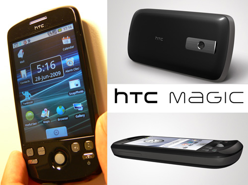 HTC Magic Android Phone
