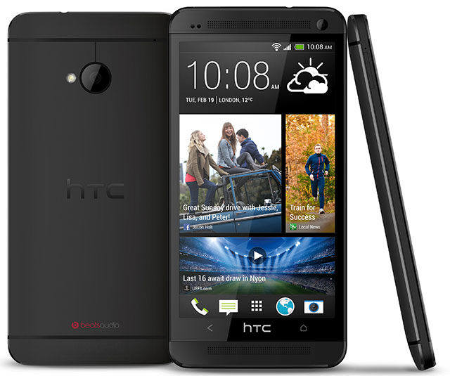 HTC ONE android smartphone (Review)