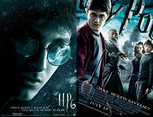 IMAX Harry Potter and the Half Blood Prince