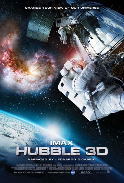 IMAX Sydney Hubble 3D review