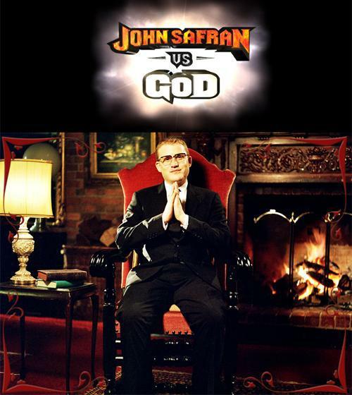 john safran versus god