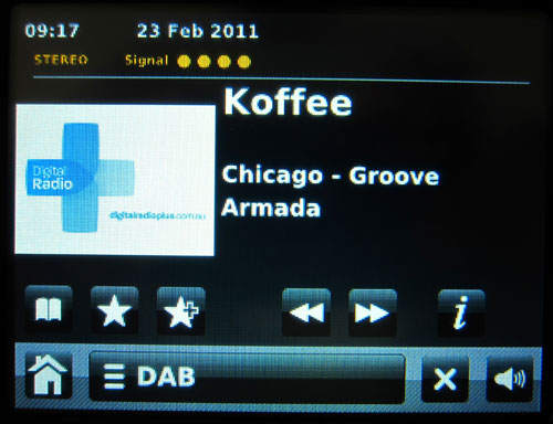 KOFFEE digital radio