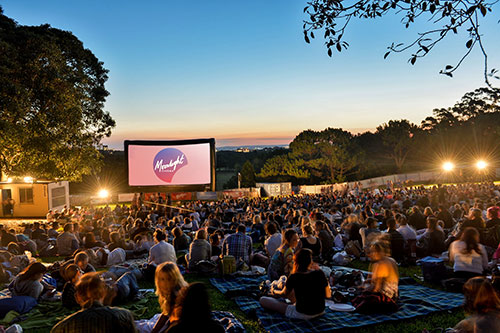 moonlight cinemas sydney centennial park