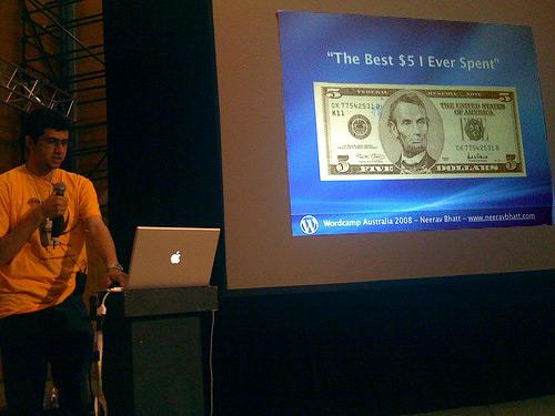 neerav bhatt wordcamp australia presentation