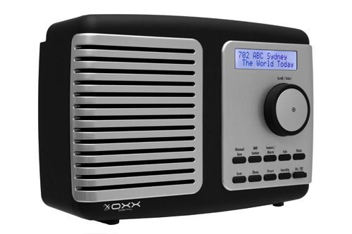 OXX Digital Vantage DAB+ Portable Digital Radio With Retro Styling (Review)