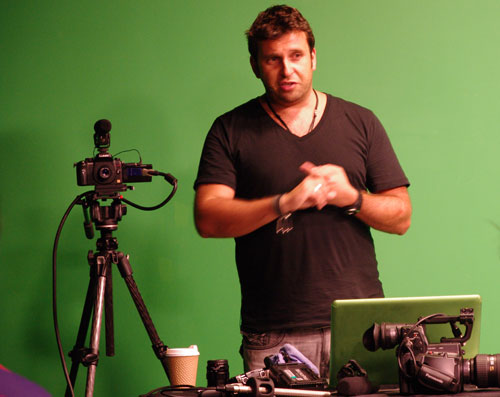 Phillip Bloom - filmmaker uses RODE mics