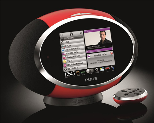 pure sensia digital radio