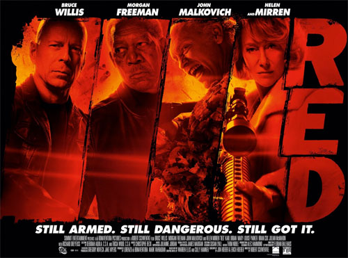 RED movie review