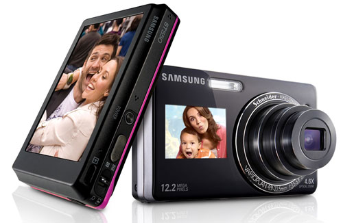 Photo of Samsung ST550 digital camera