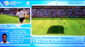 SBS FIFA Soccer World Cup Germany 2006 highlights channel