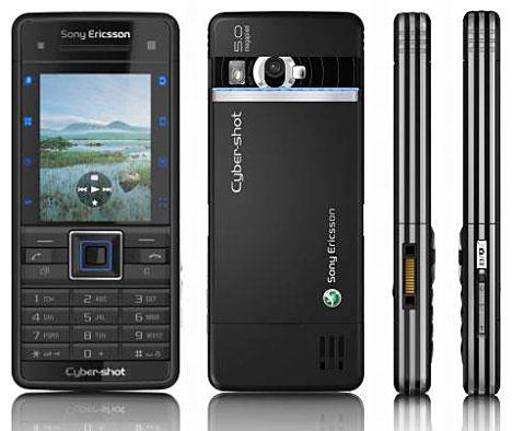 Sony Ericsson c902 Camera Phone